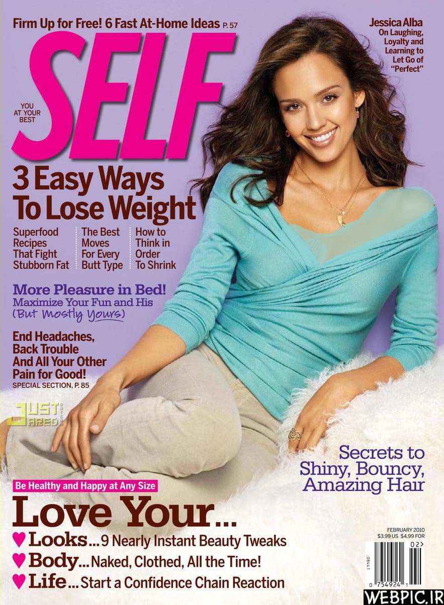 Jessica Alba New Photos | www.WebPic.ir