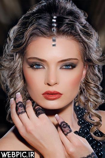 مدل های مو و آرایش لبنانی