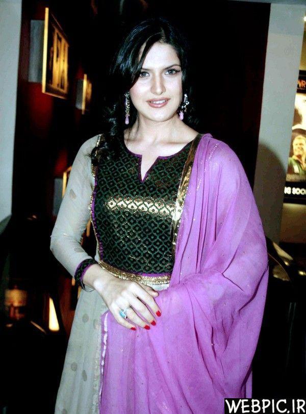 Zarine Khan | www.WebPic.ir